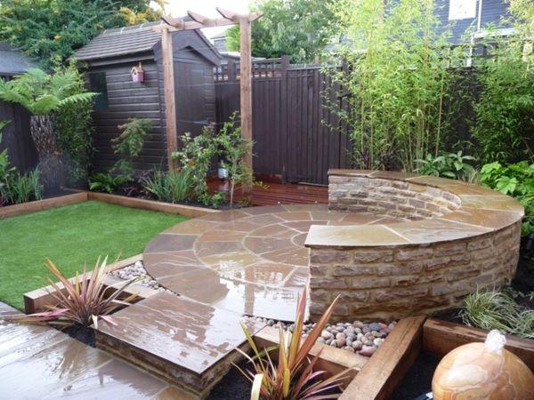 Schon Gartenideen Für Kleine Gärten   Tolle Designvorschläge