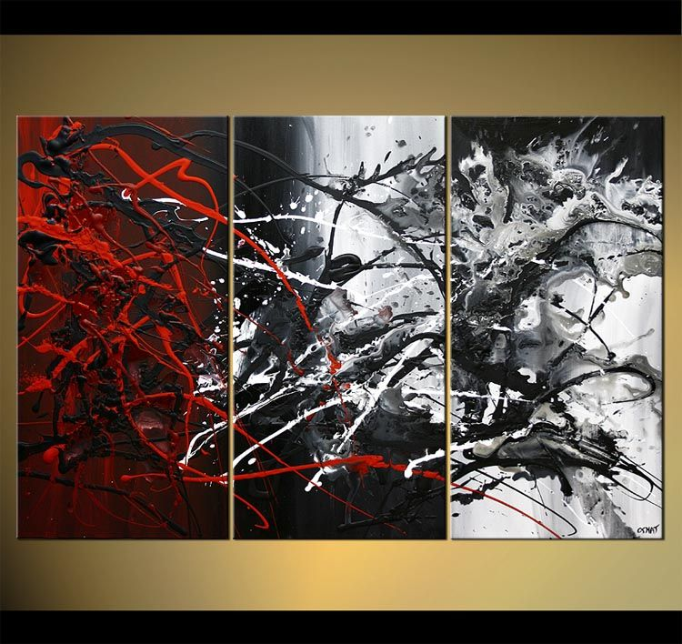 Modern abstract painting by the artist osnat tzadok choose from thousands of modern contemporary and abstract paintings in this online art gallery
