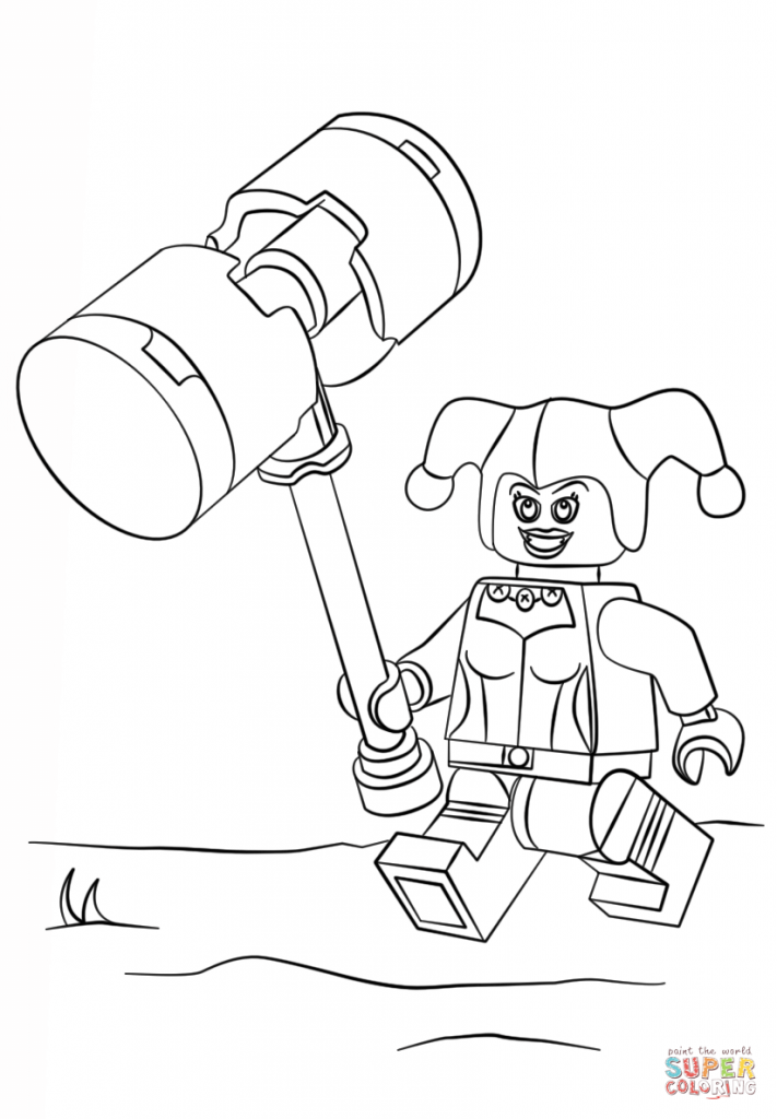 lego batman coloring lego coloring pagesprintable