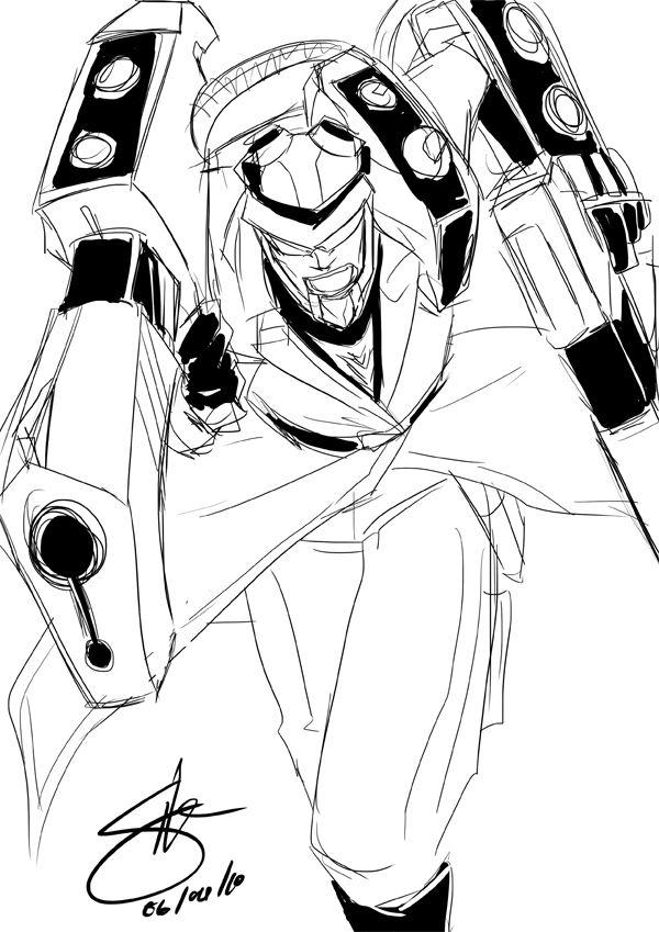Transformer EVO. design: Blitzwing[Icy/Cold] Here are the rest ...