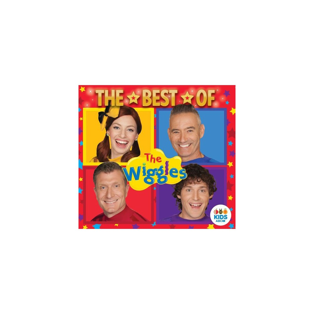 Wiggles - Best of Wiggles (CD)