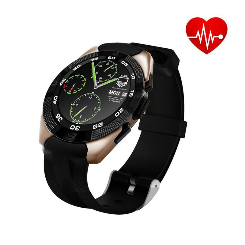 USD 172.99/pieceUSD 99.99/pieceUSD 79.99-82.99/pieceUSD 87.99/pieceUSD 114.99/pieceUSD 171.99/pieceUSD 94.99/piece Sport Running Smart Watches NO.1 G5 Men Women Health Bluetooth Smartwatch Clock For Android ISO Phone With Heart Rate Monitor Name:Sport Running Smart Watches Model: G5 Color: gold black sliver Size: 42mm*51mm*9.9mm Weight:50g Parameters Screen: IPS Full View HD LCD Touch:Capacitive touchResolution:240*240 CPU:MTK2502 Memory :128MB+64MB Frquency Band:no […]