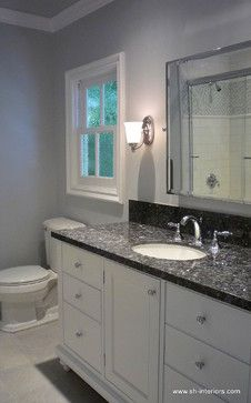 Pictures Of Blue Pearl Countertop In Bathroom Google Search