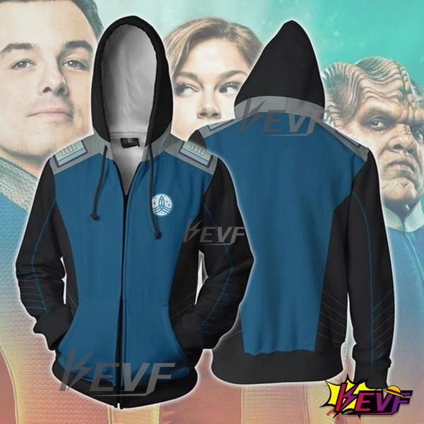 2019 NEW!Stargate 3D copslay hoodie zipper Cardigan Hooded jacket