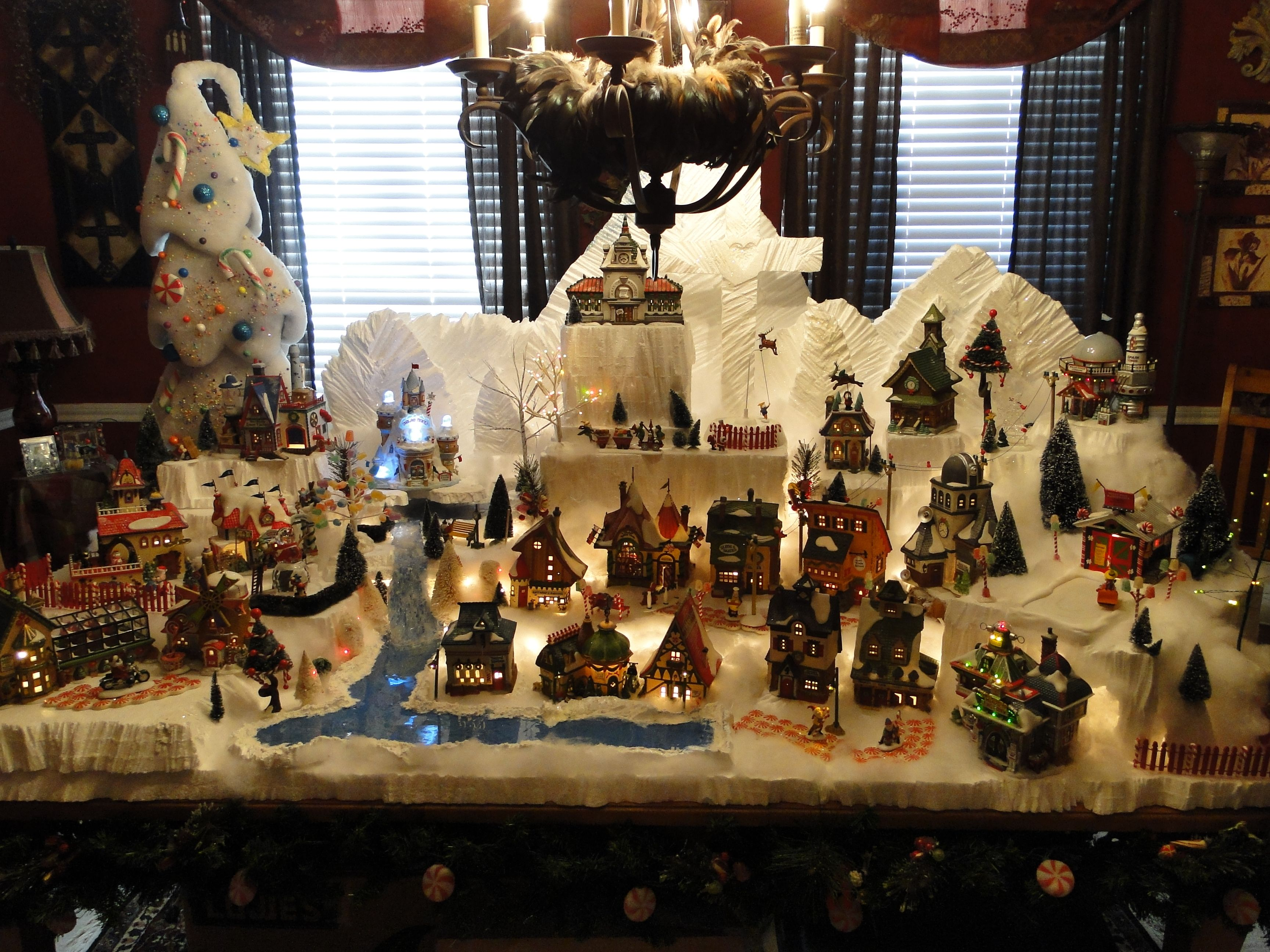 Dept 56-North Pole Village | Dept 56 Village | Pinterest | Christmas ...