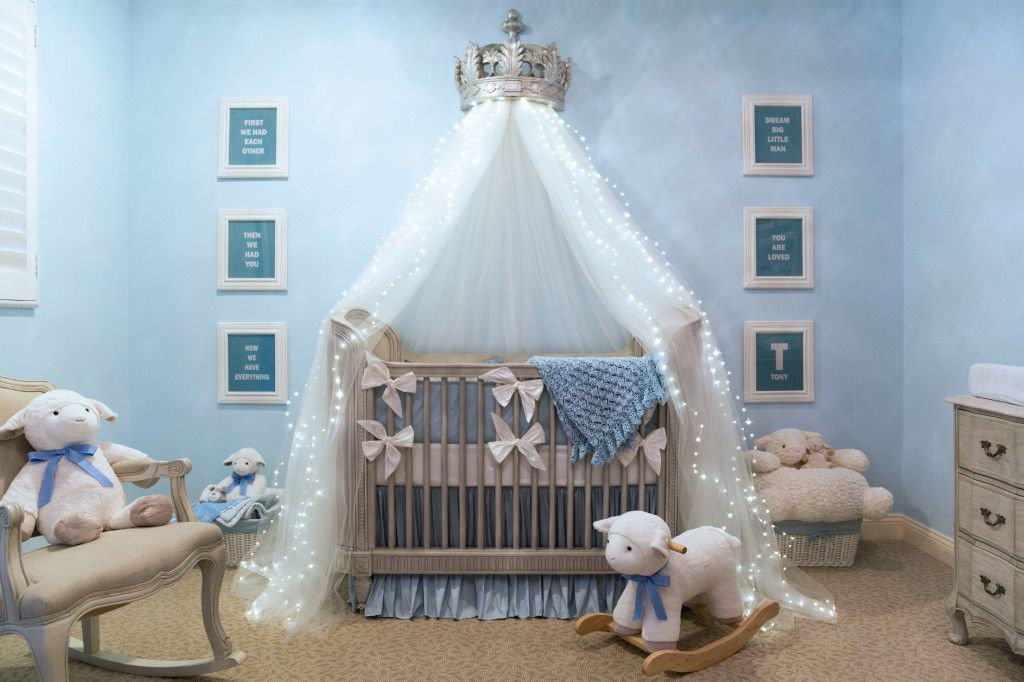 My Alexandria S Lovely Diy Crib Canopy And Butterfly Chandelier