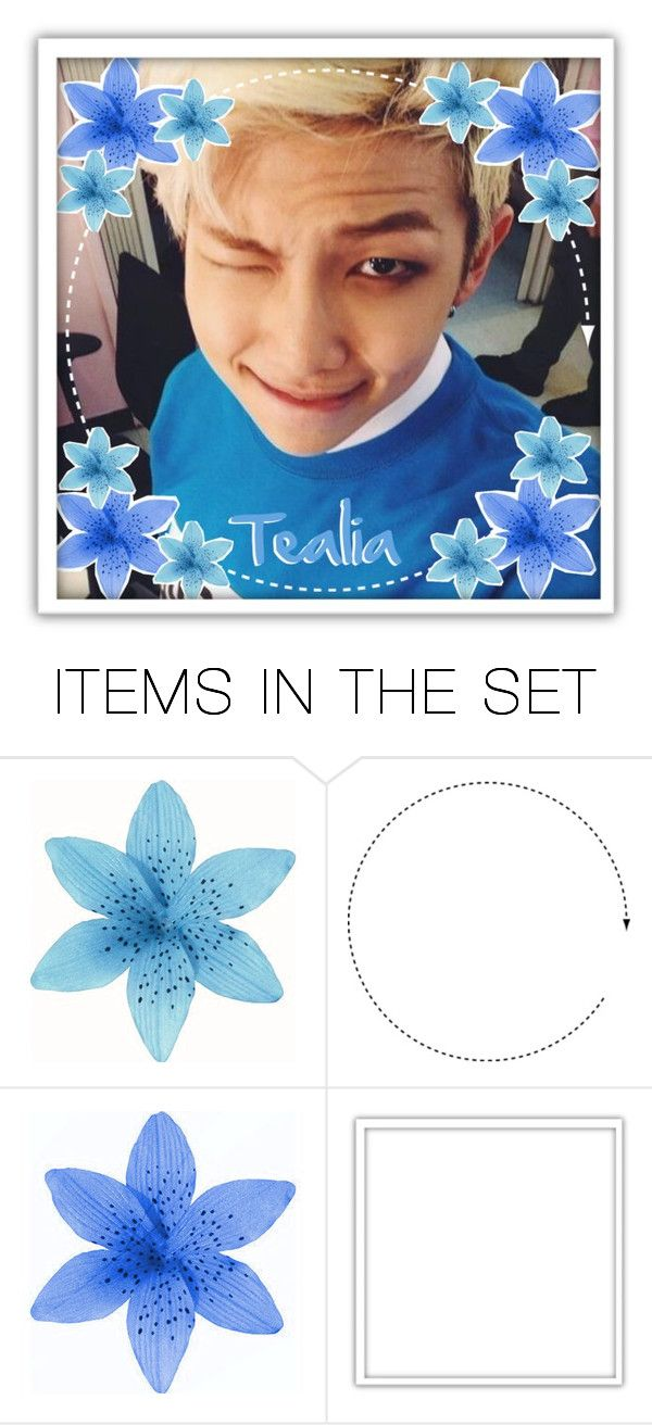 """""""♡ Namjoon Icon ♡"""" by tealia-cxix on Polyvore featuring art"""