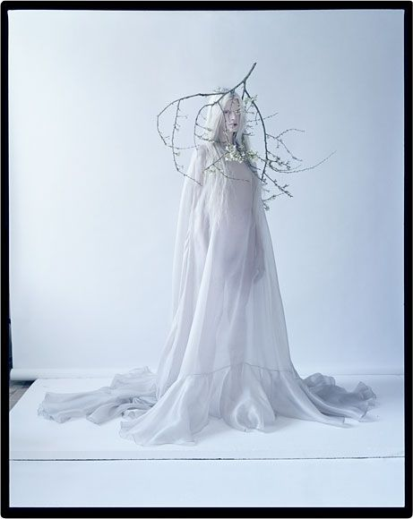 Beautifully Strange :: Kristen McMenamy by Tim Walker for the Sunday Times Style.