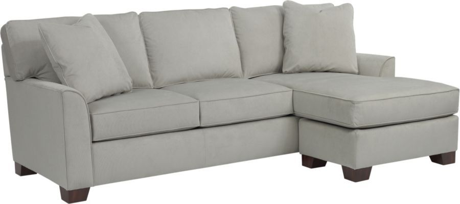 Chaise Sofa With Clean Lines Furniture Sofa Sectional Sofa