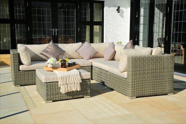 Winslow Lounge Corner Set