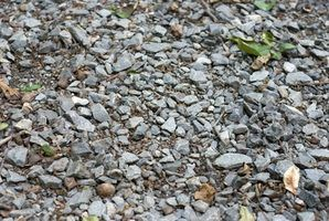 How To Repair A Gravel Driveway After Erosion Hunker Gravel Driveway Best Gravel For Driveway Stone Driveway