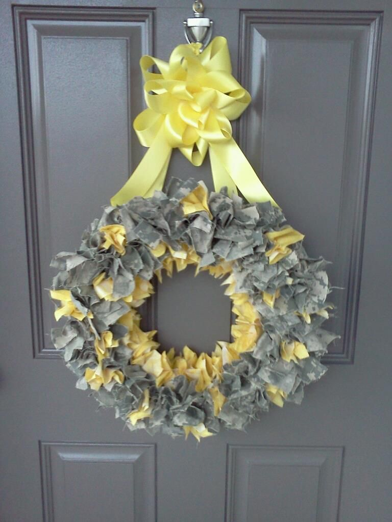 ACU wreath