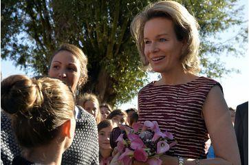 La reine des Belges ne fait pas de jaloux