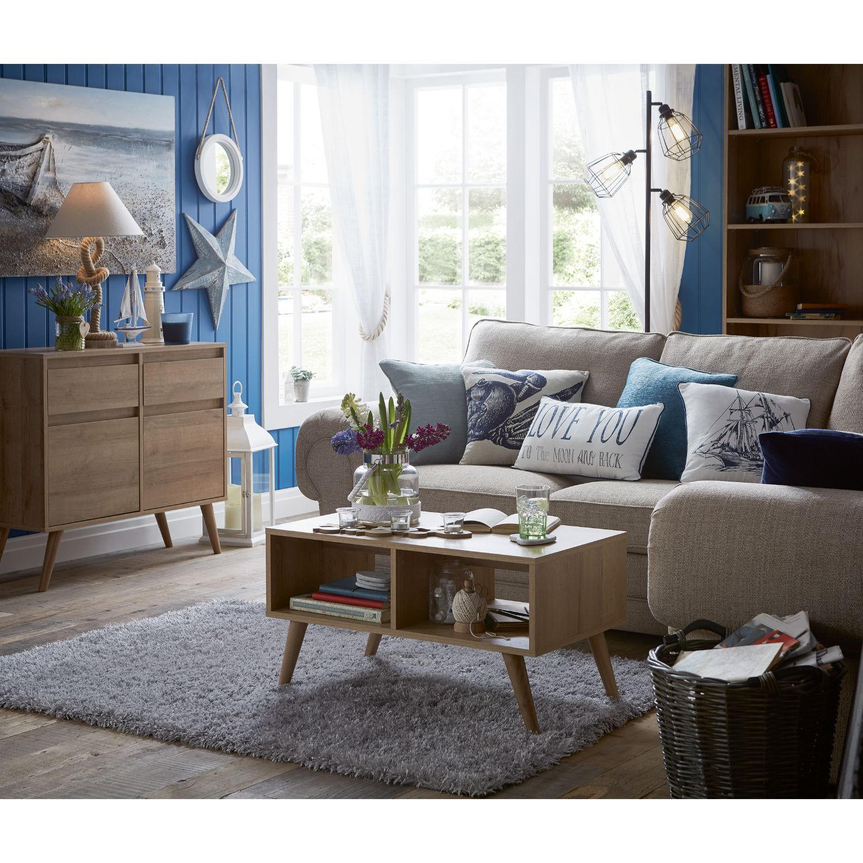 Indie Coffee Table | Living room sofa design, Corner sofa