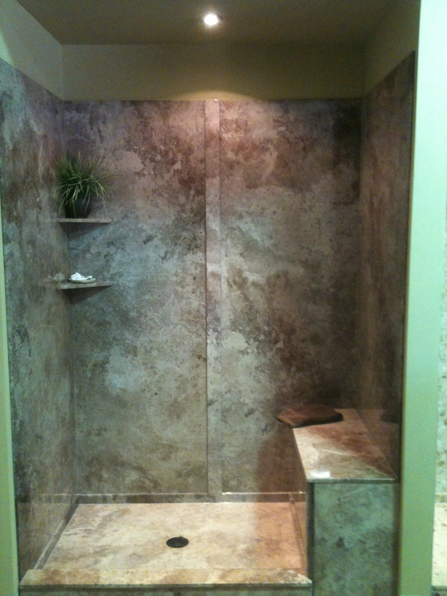 Replacement Shower Beautiful Affordable And Low Maintenance This Is Trustone The