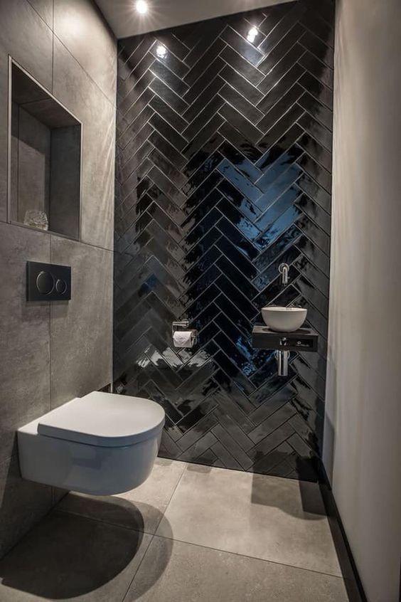 40 modern bathroom tile designs and trends renoguide on bathroom renovation ideas australia id=66019