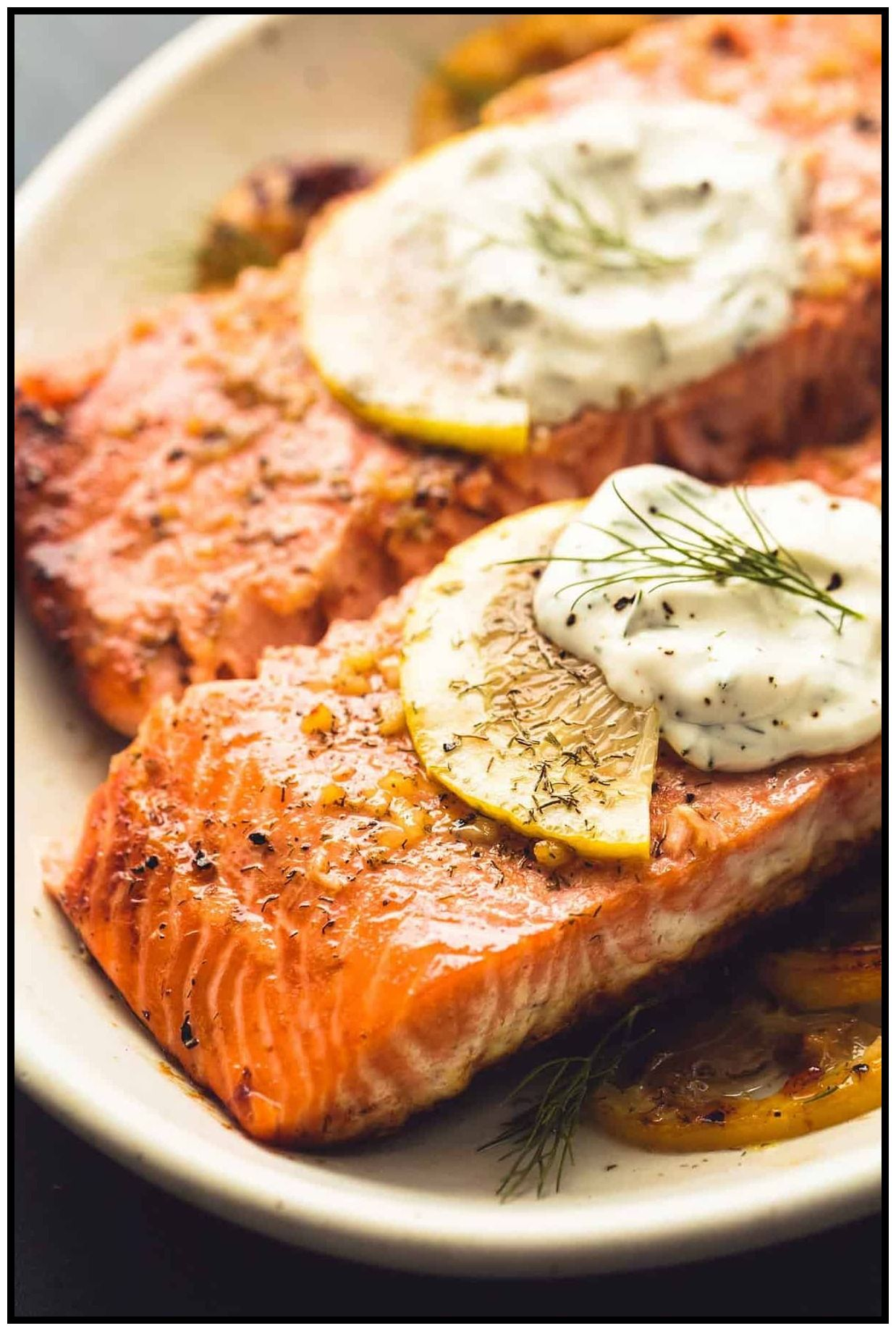 102 Reference Of Dill Salmon Recipe Sour Cream In 2020 Healthy Baked Salmon Baked Salmon Recipes Salmon Recipes