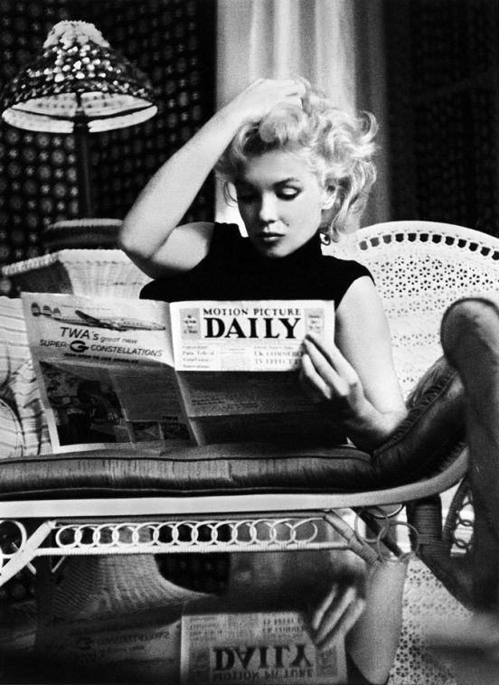Эд Файнгерш: «Фотографировать Мерилин – все равно что ...