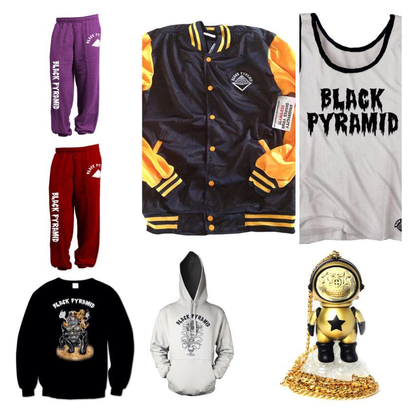 Black Pyramid clothing by CB   Fashionista   Pinterest