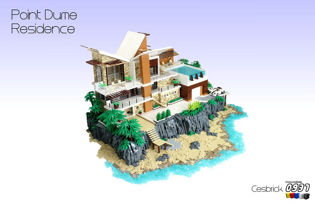 """Point Dume Residence"" by Cesbrick: Pimped from Flickr"