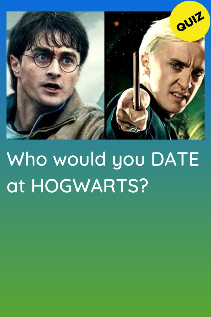 Personality Quiz Who Would You Date At Hogwarts Harry Potter Personality Quizzes Harry Potter Quiz Harry Potter Quizzes
