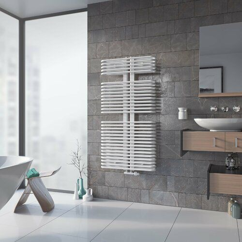 Anna Vertical Designer Towel Rail Belfry Heating Towel Rail Towel Radiator Design