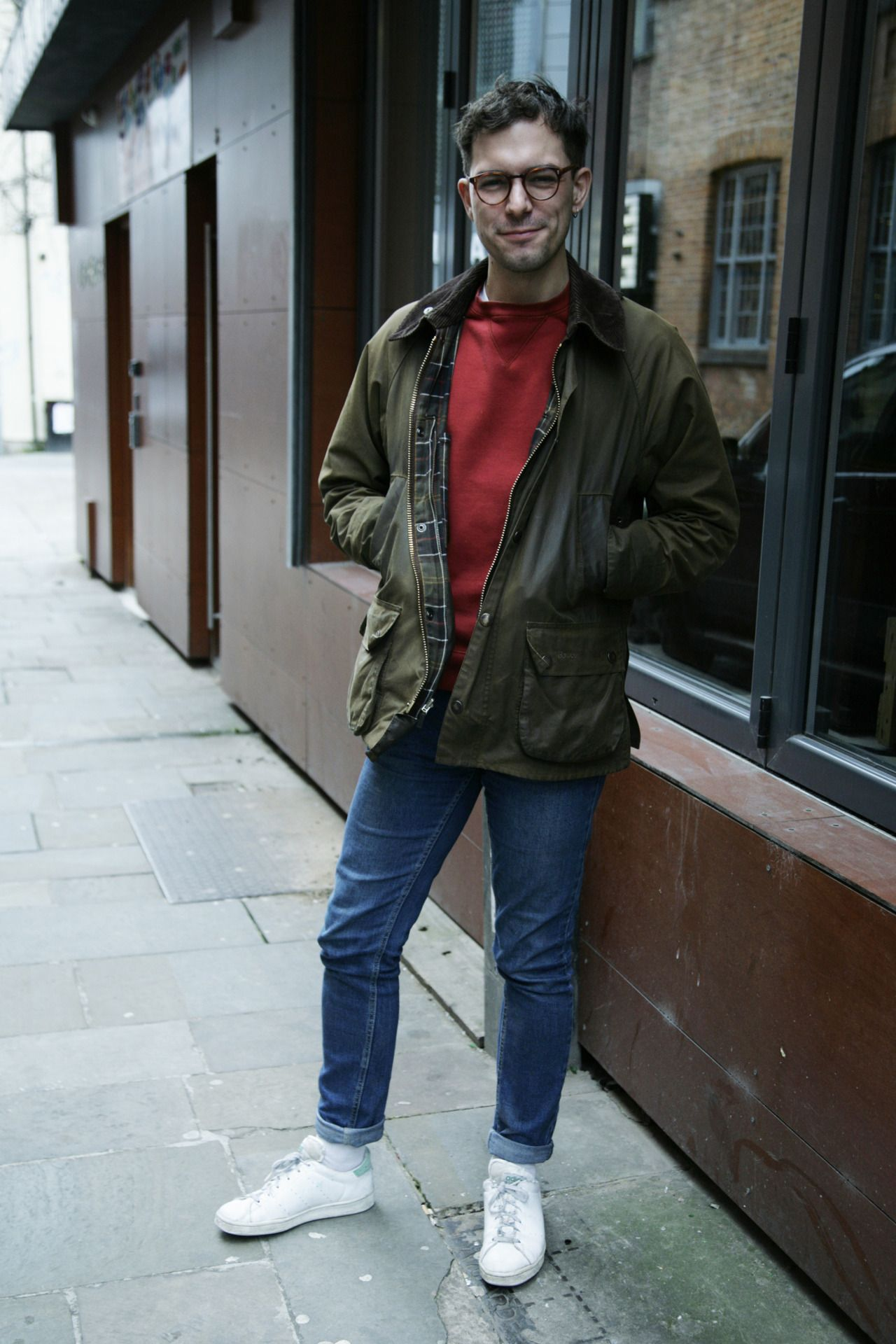 Barbour People | Barbour jacket outfit