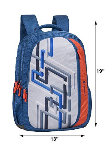 e3dd4adc61147 Sonnet School bag Satchels Treck-Bs 37 Liter Warm Reddish College ...