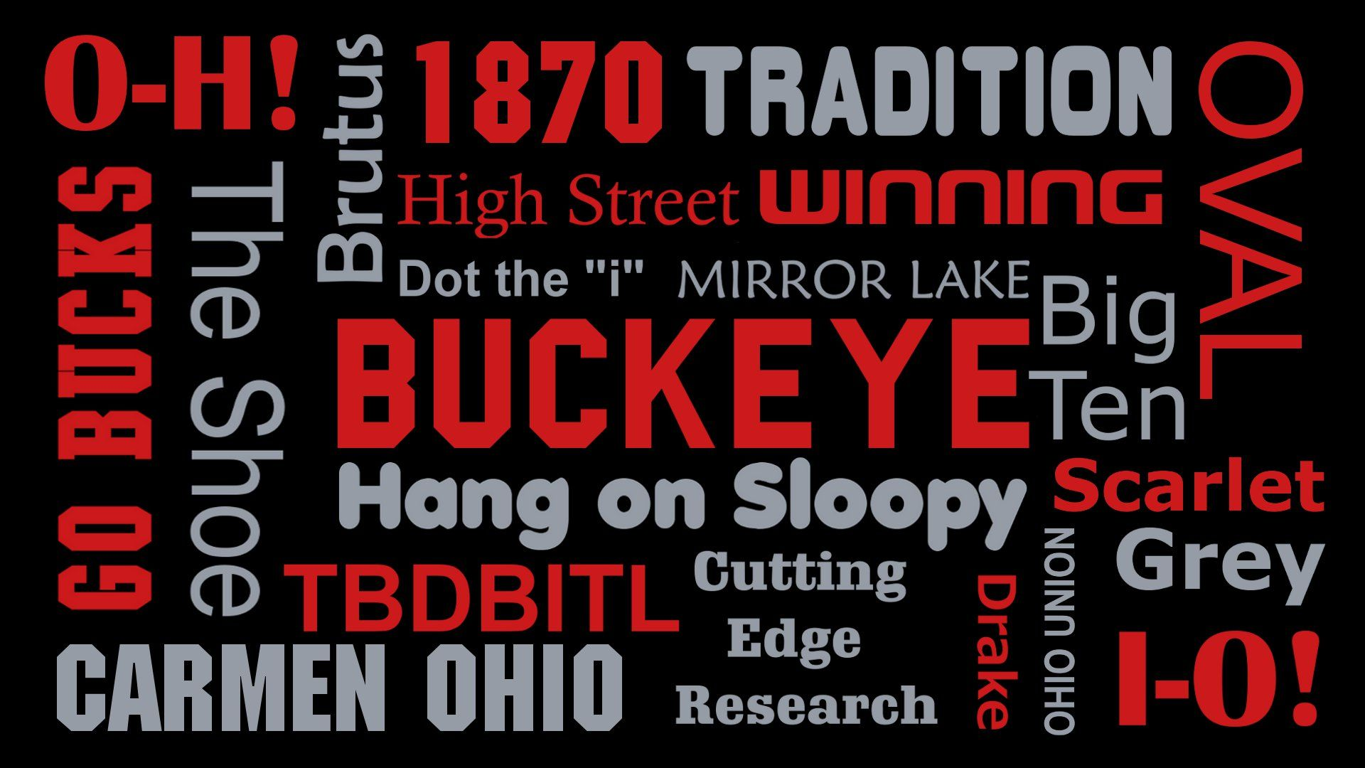 Ohio State Football Wallpaper Osu Wallpaper 428 Ohio State Football Ohio State Ohio