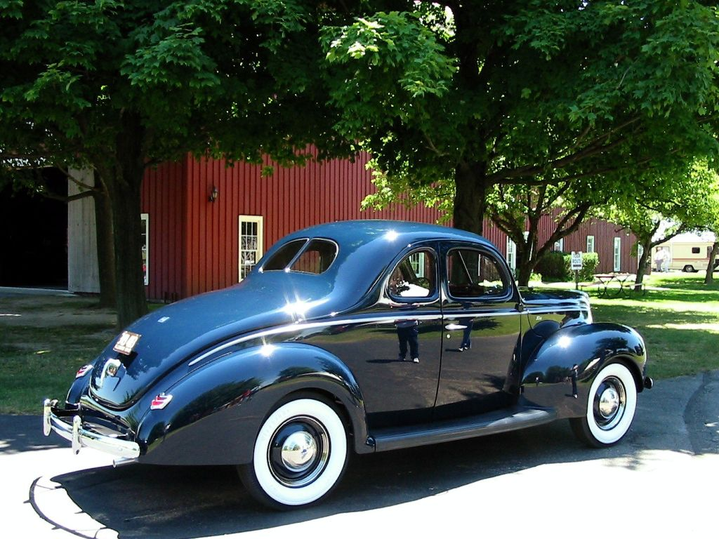 Ford deluxe coupe 40 classic automobilia pinterest coupe ford and cars