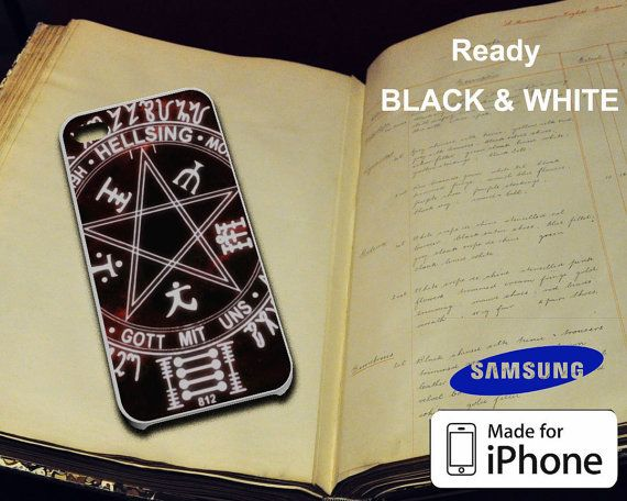 Image of Helsing Case for iPhone 4 / 4s iPhone 5s / by 21AwulAwul, $12.99
