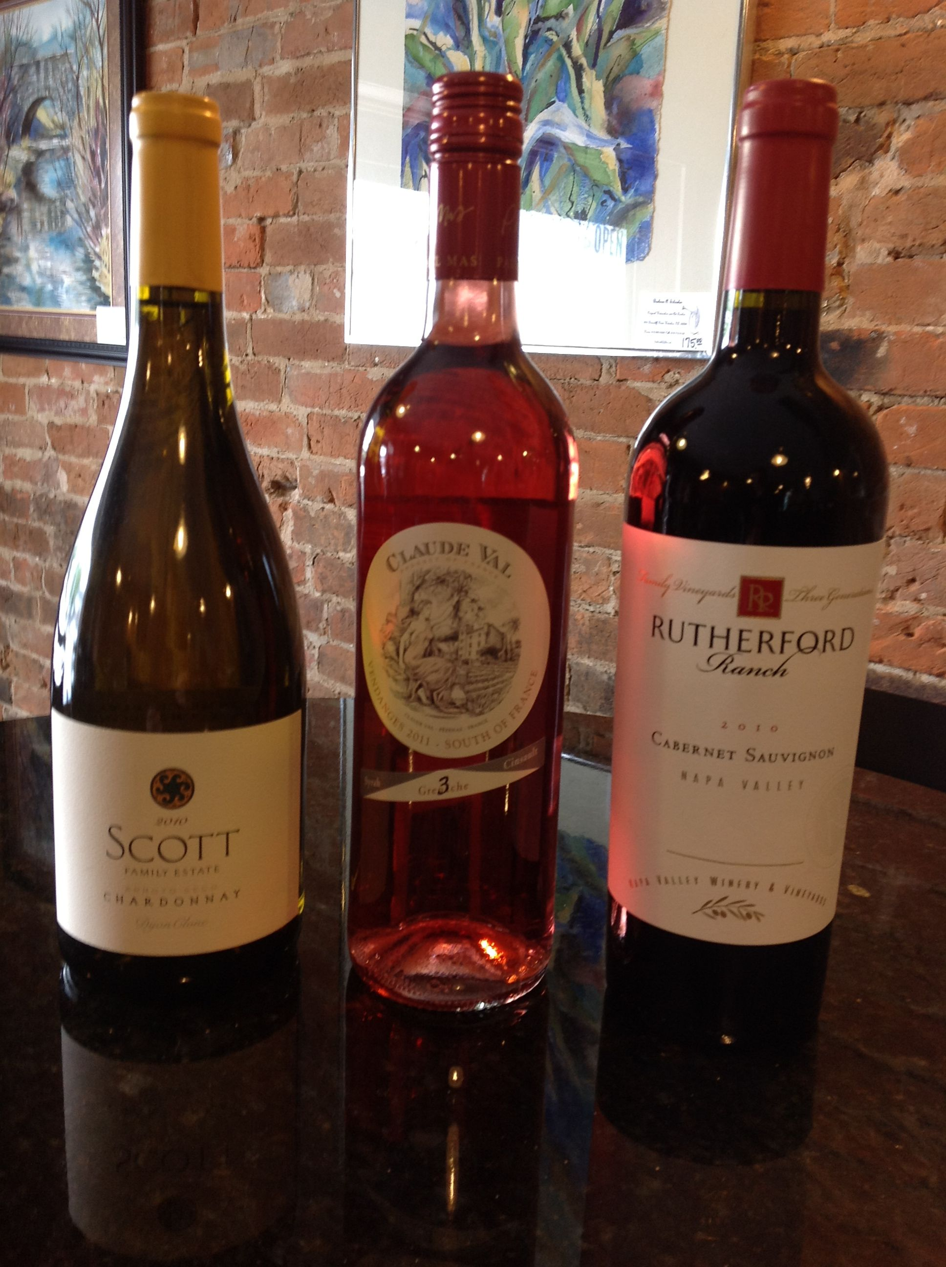 The Weekend Is Here Start Your Weekend At Chateau La Vin S Friday Evening Tasting Today We Are Tasting Scott Family Wine Bottle Grenache Cabernet Sauvignon