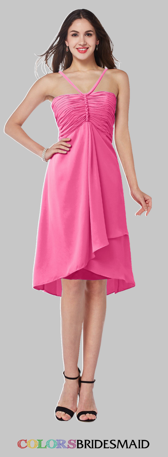 Colsbm elliana fandango pink bridesmaid dresses wedding ideas