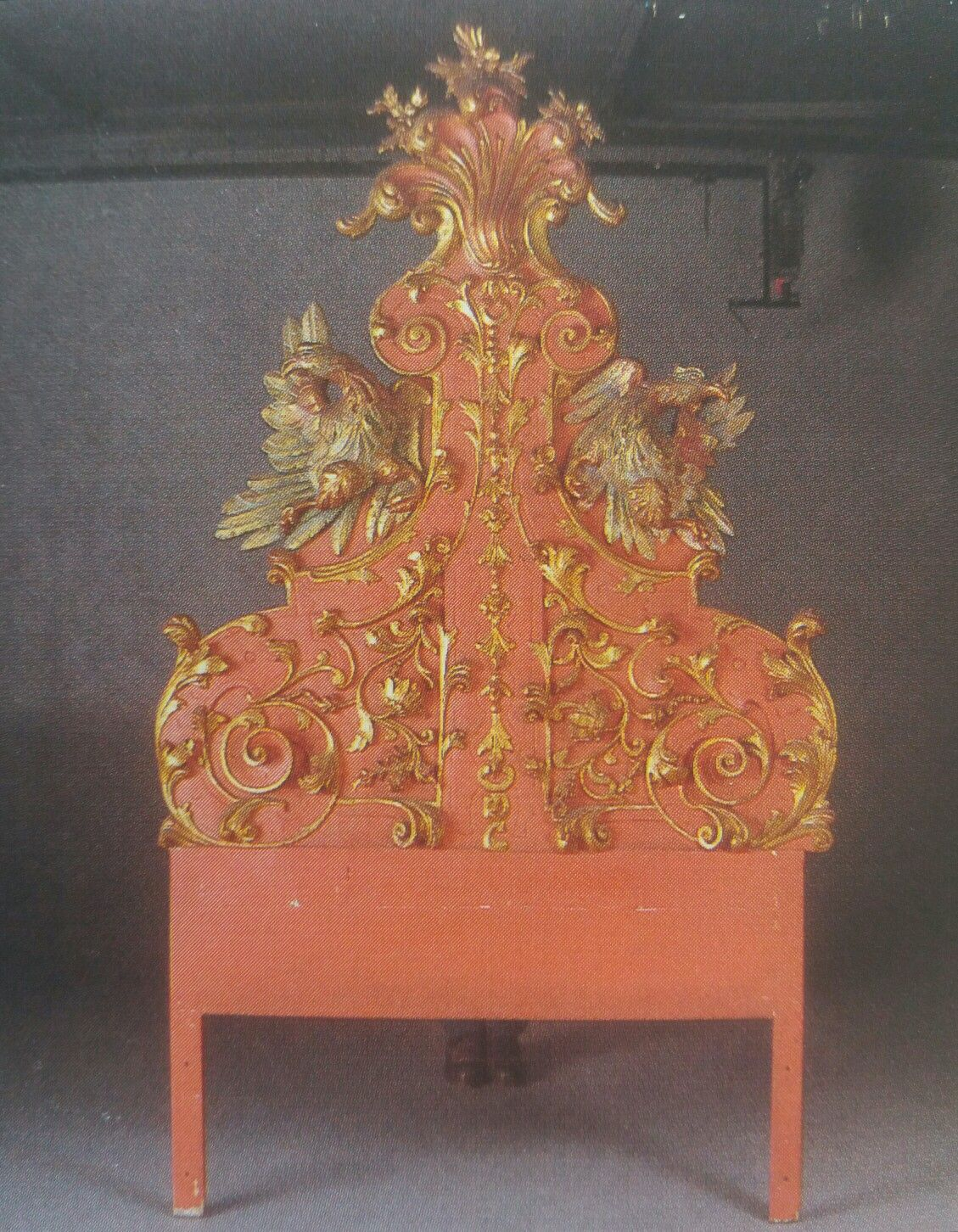Cabeceira De Cama Estilo Barroco 160x270cm Fr Pinterest  # Barre Duque Muebles