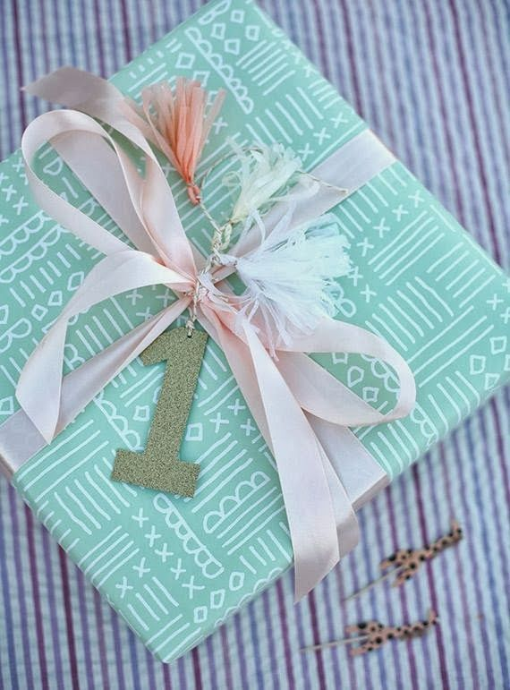 Wrapped With Love DIY Gift Wrapping Ideas