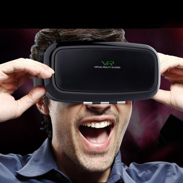 Vr Shinecon Virtual Reality 3d Video Glasses For Iphone 6 Plus