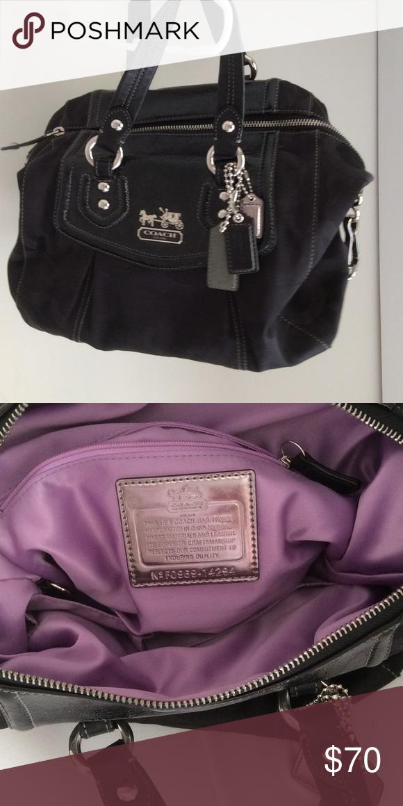e4a62a0d874 Black Coach bag in 2018   My Posh Picks   Pinterest   Coach bags ...