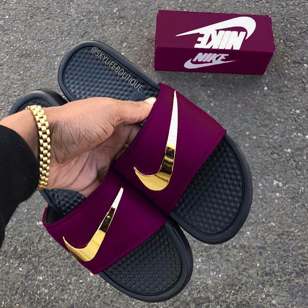 nike mens slippers amazon - Entrega gratis -