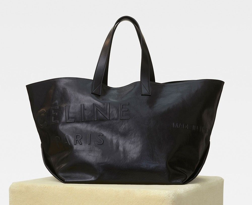 f4d8fec16 Céline Large Made In Tote   ::: TOTES! ::: in 2019   Celine tote bag ...