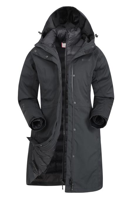 Photo of Alaskan Womens Long 3 in 1 Jacket