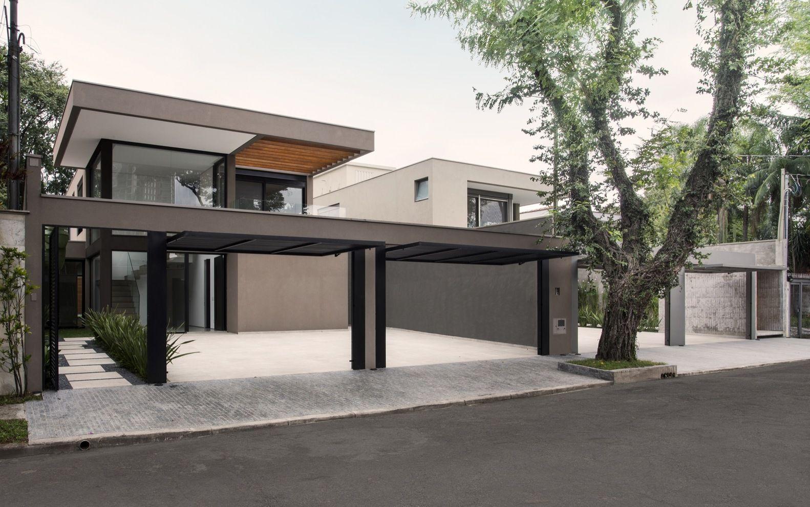 Galeria de Casas Hermanas / Drucker Arquitetos Associados - 16