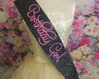 Birthday Sash 50 and Fabulous 30 40 50 60 70 gold / by