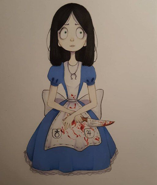 American Mcgee S Alice Alice Madness Returns S Photos Drawing
