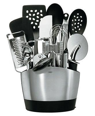 15-Piece Kitchen Utensil Set | My #MacysFavoriteThings ...