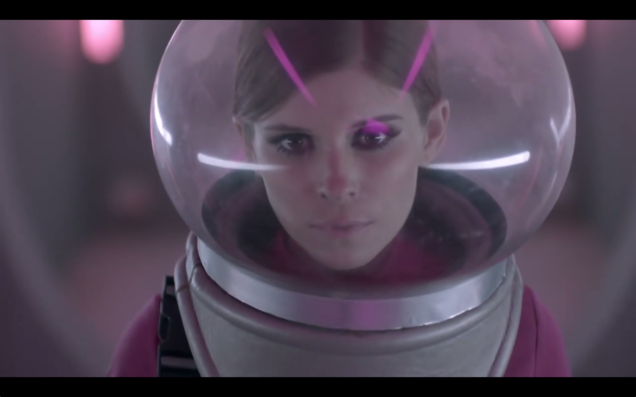 Watch Jacob Gentry's Sci-Fi 'After the Disco' Shorts With ...  |Broken Bells After The Disco Kate Mara