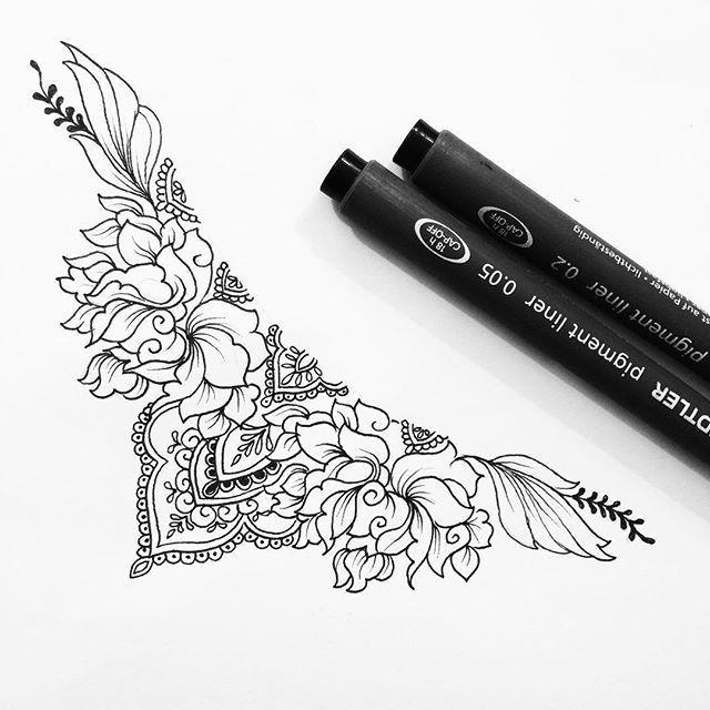 Pin De Claudia Membreño En Ideas Tattoos: Pin De Claudia Membreño En Flowers