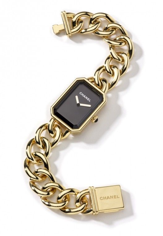 The New Classic Chanel Watch   Luxe Jewelry   Pinterest   Chanel ... 5f2b6ef7f9a