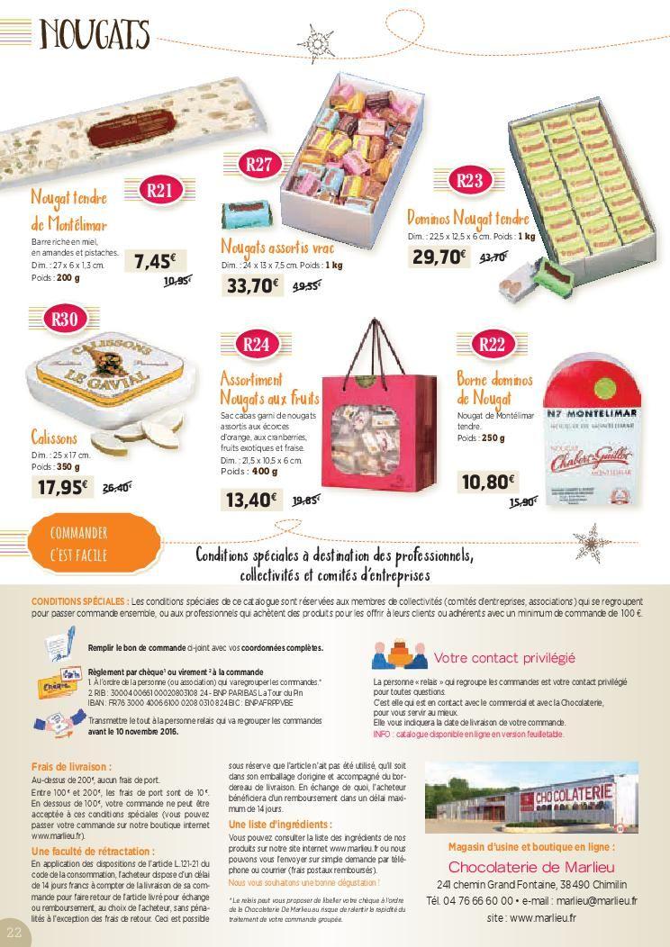 Catalogue Noël 2016 - Page 22
