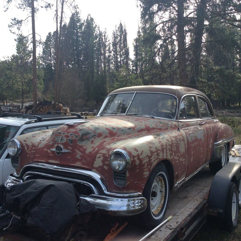 1949 Oldsmobile Rocket 88 Futurama for sale by Owner - Missoula, MT ...