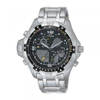fb4b472c065 Relógio Citizen Promaster Wingman Temp JS2050-52E